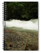 Avalanche Creek Spiral Notebook