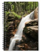 Avalanche Falls Spiral Notebook