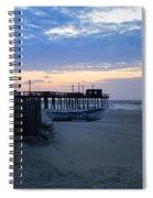 Avalon - Sunrise On 32nd Avenue Spiral Notebook