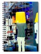 Avante Garde Spiral Notebook