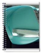 Avanti Spiral Notebook