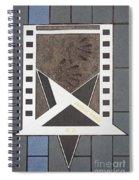 Avenue Of Stars In Hong Kong Spiral Notebook