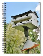 Avian Hotel Spiral Notebook