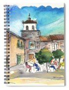 Avila 04 Spiral Notebook