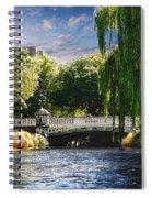 Avlon River Spiral Notebook
