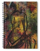 Awake I Dream Spiral Notebook