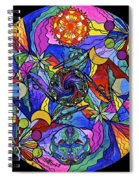 Awakened Poet Spiral Notebook