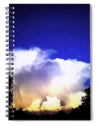 Awesome God  Spiral Notebook
