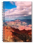 Awesome View Spiral Notebook