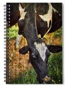 Awww Shucks Spiral Notebook