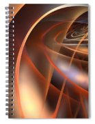 Axial Tilt Spiral Notebook