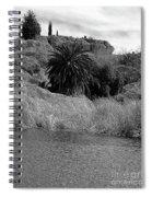 Ayer Lake 2 Spiral Notebook