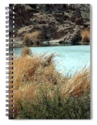 Ayer Lake Spiral Notebook