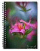 Azalea Color Mystere Spiral Notebook