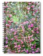Azalea Heaven Spiral Notebook