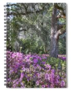 Azalea In Bloom Spiral Notebook