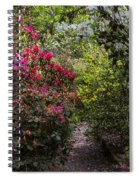 Azalea Trail Spiral Notebook