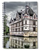 Azay-le-rideau Spiral Notebook