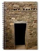 Aztec Passage Spiral Notebook
