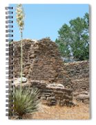 Aztec Ruins National Monument Spiral Notebook