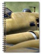 B-17 Spiral Notebook