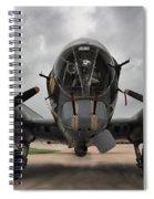B-17 Dreams Spiral Notebook