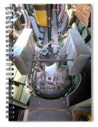B-17 Gunner Positions Spiral Notebook
