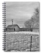 B And W Monroe Co. Spiral Notebook