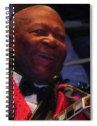 B. B. King Spiral Notebook