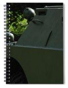 B R D M - 2 Spiral Notebook