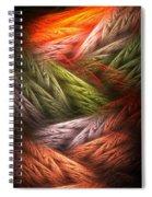 B Spiral Notebook