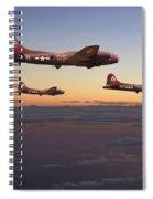 B17- A Winter's Tale Spiral Notebook