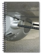 B17 Belly Guns Spiral Notebook