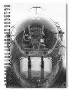 B17 Nose Guns Spiral Notebook