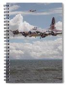 B17 The Hardest Mile Spiral Notebook