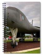 B1b Lancer Spiral Notebook