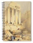 Baalbec Spiral Notebook