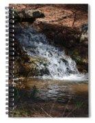 Babbling Brook 2013 Spiral Notebook