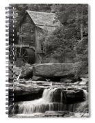 Babcock Grist Mill No. 1 Spiral Notebook