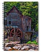 Babcock State Park Spiral Notebook