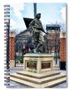 Babes Dream - Camden Yards Spiral Notebook