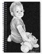 Baby Spiral Notebook