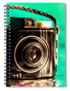 Baby Brownie Special Spiral Notebook