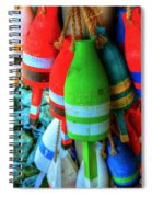 Baby Buoys Spiral Notebook