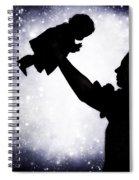 Baby Doll Spiral Notebook