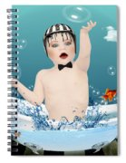 Baby Fun Time Spiral Notebook
