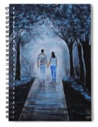 Baby I'm Yours Spiral Notebook
