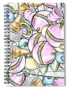 Baby On The Way Spiral Notebook
