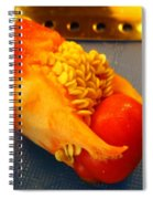 Baby Pepper Spiral Notebook