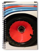 Baby Wheel Spiral Notebook